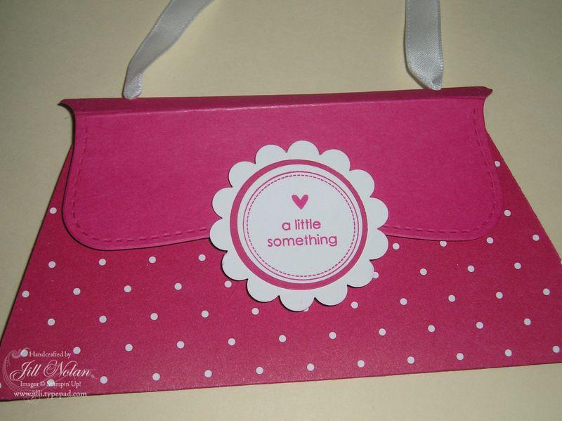 WCMD purse