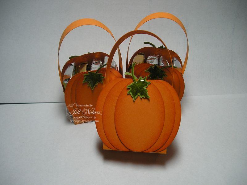 Wcmd door prize pumpkin