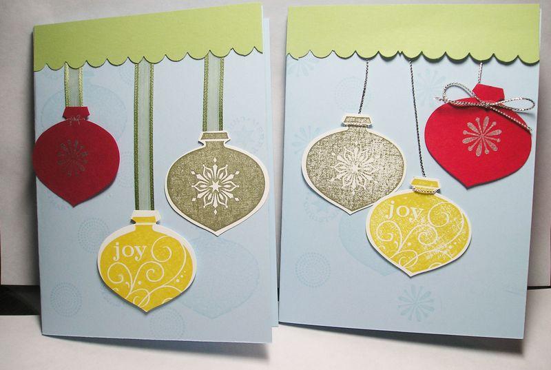 Punch ornaments MB