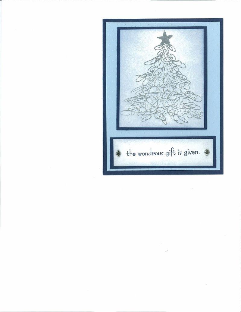 Xmas card BKS 2009
