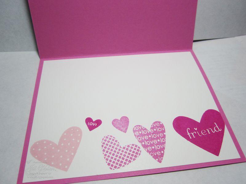 6 hearts inside
