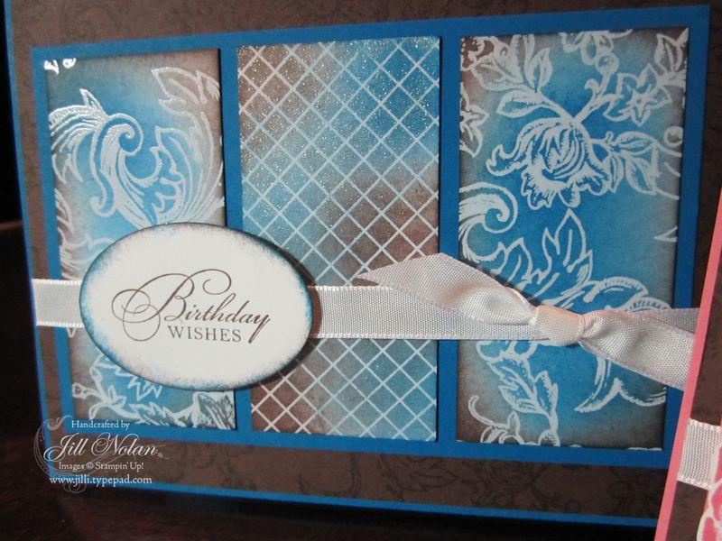 Presto paper dsp blue