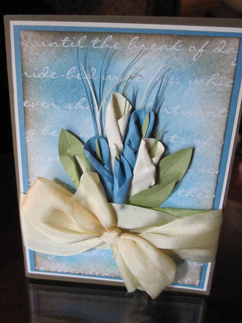 JRR cala lily away