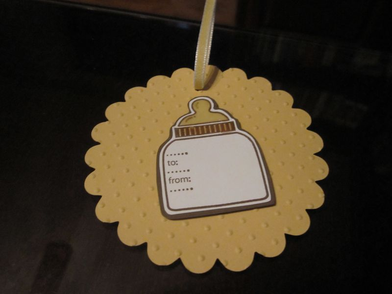 Jrr baby bottle tag