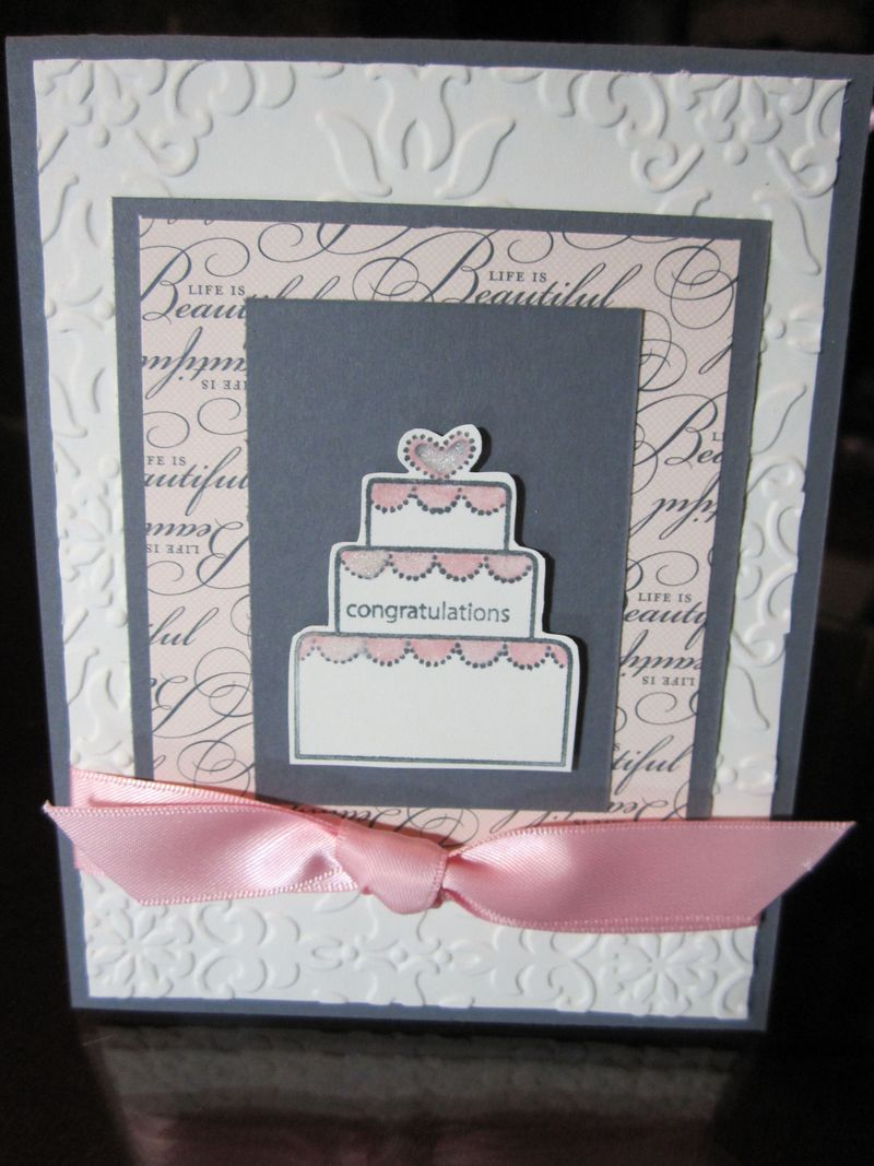 Jrr wedding card