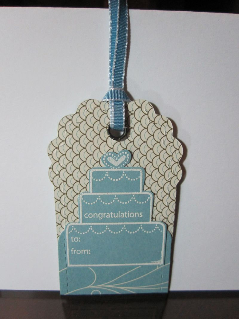Jrr wedding tag