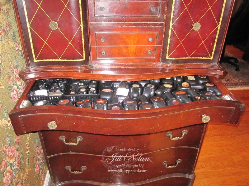 Wm chest punch drawer