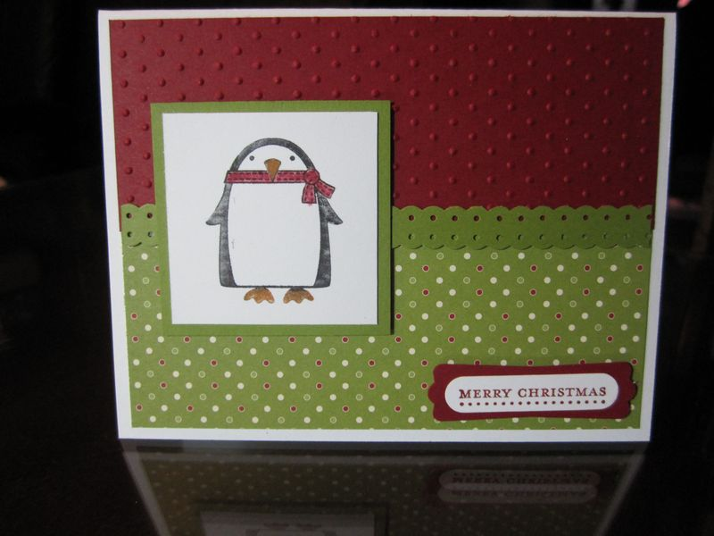 Jrr penguin card