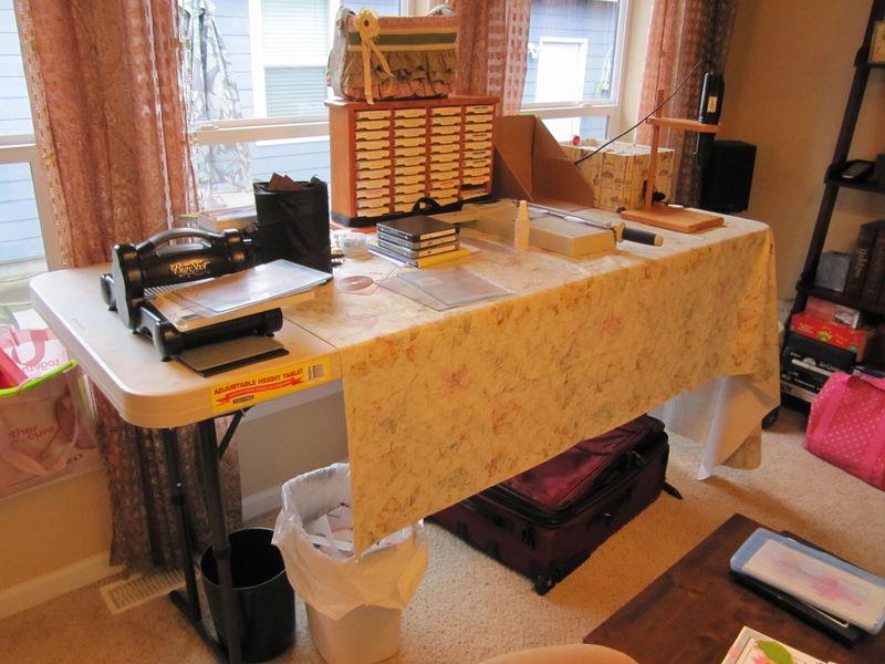 Gw work table