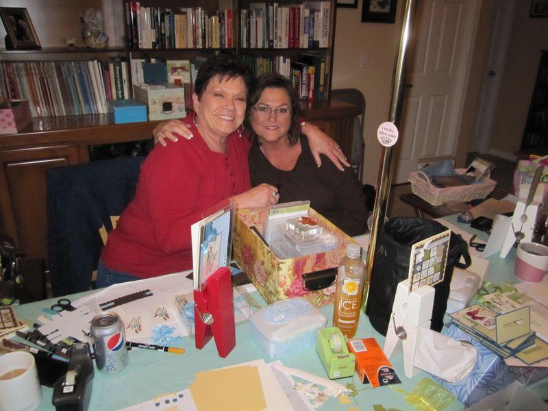 Gw nancy and kathy