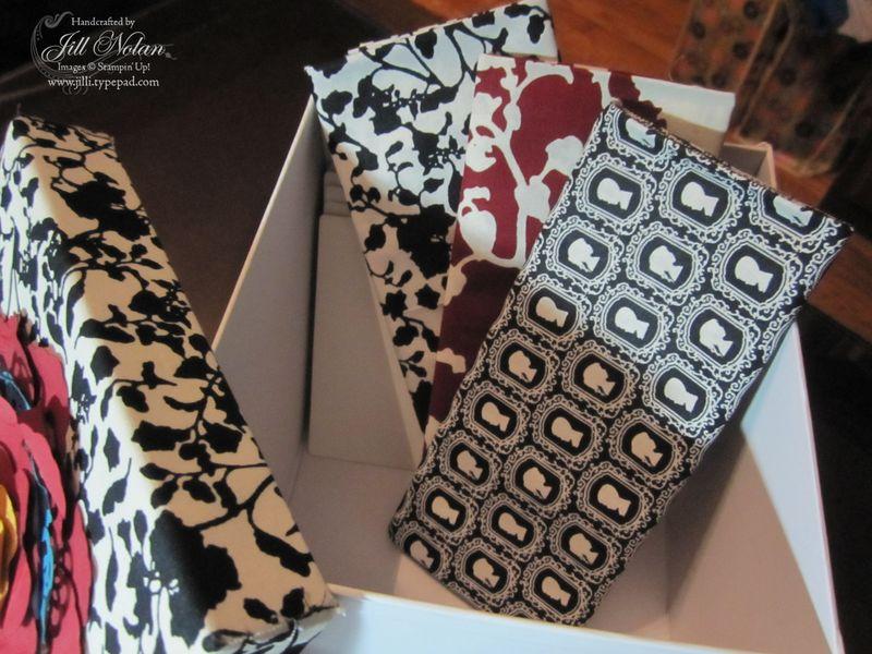 Black box fabric