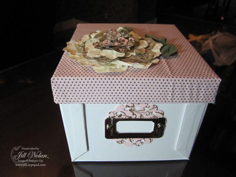 Pink box whole